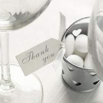 Ivory Thank You Favour Luggage Tags (10)